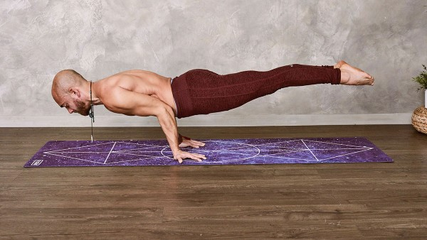 Men's Yoga is a wise and healthy choice YTTI Rishikesh